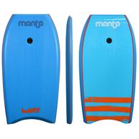 "MANTA 2020 DART BODYBOARD SKY BLUE 33"""""