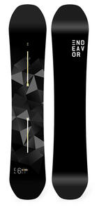 ENDEAVOR SNOWBOARDS 2021 MAVERICK MAGNUM PACKAGE