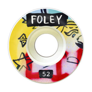 PICTURE WHEEL COMPANY MARTY BAPTIST X PICTURE X CASEY FOLEY 52MM