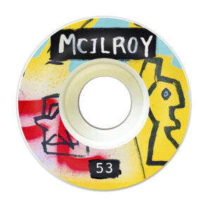 PICTURE WHEEL COMPANY MARTY BAPTIST X PICTURE X JOEL MCILROY 53MM