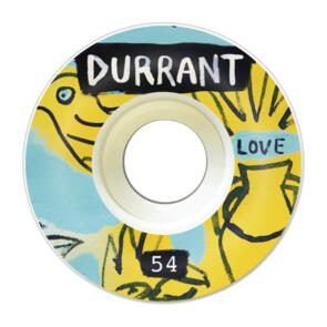 PICTURE WHEEL COMPANY MARTY BAPTIST X PICTURE X DENNIS DURRANT 54MM