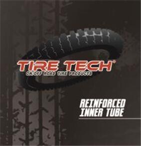 MOTOZ HEAVY DUTY TUBE TYRE TECH 90/100-16  3.50-16 3MM THICKNESS