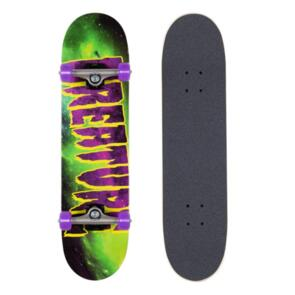 CREATURE GALAXY LOGO MID SK8 COMPLETES 7.80IN X 31.00IN