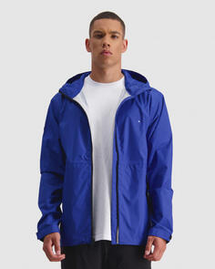 HUFFER MENS 2.5LHFR RAINSHELL ELECTRIC BLUE