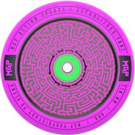 MGP 110MM MADD GEAR CORRUPT WHEEL PINK (SINGLE)