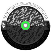 MGP 120MM MADD GEAR CORRUPT WHEEL PROPANE (SINGLE)