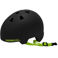 MGP MADD GEAR ABS HELMET BLACK