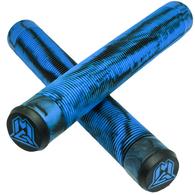MGP MADD MFX 180MM TPR GRIPS BLUE