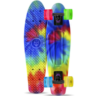 MGP MADD GEAR RETRO BOARD G-WRAP TYE DYE