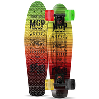 MGP RETRO BOARD G-WRAP  RASTA