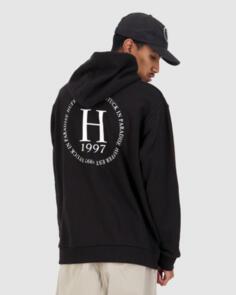 HUFFER TRUE HOOD/ALL ROUNDER BLACK