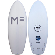 MICKFANNING SOFTBOARDS 2019 LITTLE MARLEY WHITE FCSII 5'6