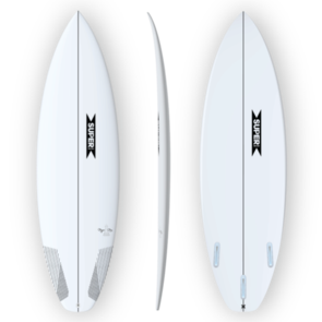 SUPERBRAND 2020 MAGIC MIX SURFBOARD