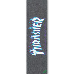 MOB GRIP THRASHER JAPAN FLAME 9IN X 33IN