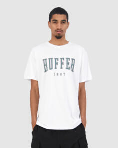 HUFFER SUP TEE/ECHO WHITE