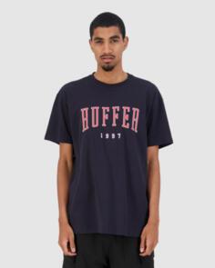 HUFFER SUP TEE/ECHO NAVY