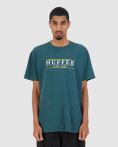 HUFFER SUP TEE/MERIT EMERALD
