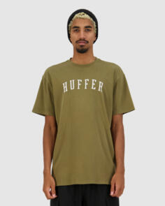HUFFER SUP TEE/STATESIDE OLIVE