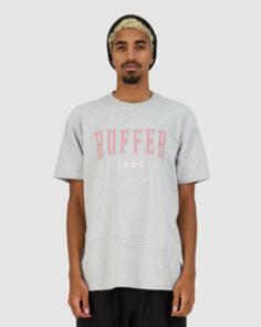 HUFFER SUP TEE/ECHO GREY MARLE