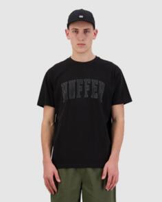 HUFFER SUP TEE/MONO BLACK