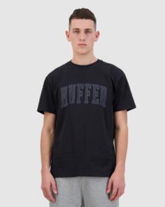 HUFFER SUP TEE/MONO NAVY