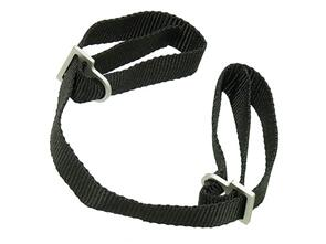 PSYCHIC TUGGER FRONT STRAP  FRONT BUCKLES AND BUSHING ARE MADE FROM 6061-T6 ALUMINUM