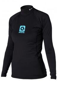 MYSTIC BIPOLY L/S THERMO VEST WOMENS (BLACK)