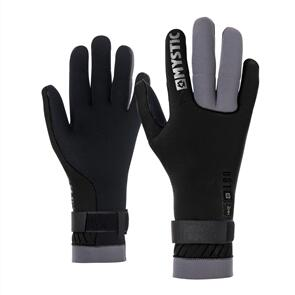 MYSTIC 3MM REGULAR GLOVE (BLACK)