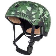 MYSTIC 2018 MK8 X HELMET GREEN ALLOVER