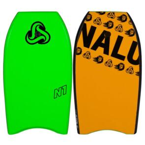 STEALTH BODY BOARDS 2022 NALU N1 EPS GREEN 42