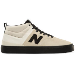 NEW BALANCE 379 MID CREAM BLACK SUEDE