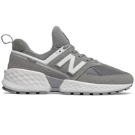 NEW BALANCE 574 SPORT STEEL WITH WHITE