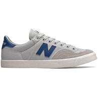 NEW BALANCE SKATE 212 LIGHT GREY / BLUE CANVAS