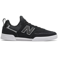 NEW BALANCE SKATE 288S BLACK WHITE