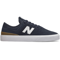 NEW BALANCE SKATE 379 NAVY / WHITE SUEDE