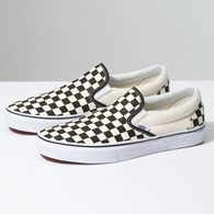 VANS CSO BLACK WHITE CHECKERBOARD