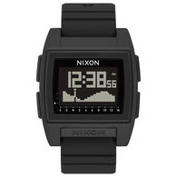 NIXON BASE TIDE PRO WATCH BLACK
