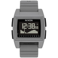 NIXON BASE TIDE PRO WATCH GREY