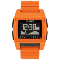 NIXON BASE TIDE PRO WATCH ORANGE