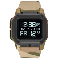 NIXON REGULUS WATCH MULTICAM - USED BY THE SAS