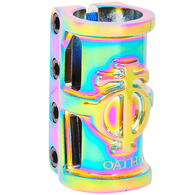 OATH CAGE 4 BOLT SCS CLAMP NEO CHROME