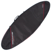OCEAN N EARTH COMPACT DAY FISH COVER RED 6'0