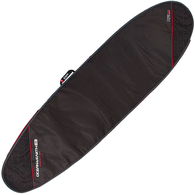 OCEAN N EARTH 2019 COMPACT DAY LONGBOARD COVER RED 8'0