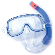 OCEAN N EARTH MENS FREE DIVE MASK