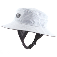 OCEAN N EARTH BINGIN SOFT PEAK SURF CAP WHITE