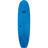 OCEAN N EARTH MACCA SUPER WIDE SURF SCHOOL SOFTBOARD 7'0
