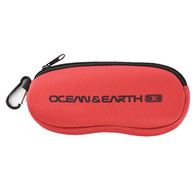 OCEAN N EARTH NEOPRENE SUNNY CASE RED