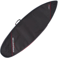 OCEAN N EARTH O&E COMPACT DAY SHORTBOARD COVER '19 BLACK RED 7'0