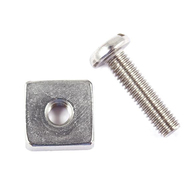 OCEAN N EARTH FIN BOX SCREW & PLATE