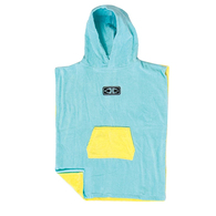 OCEAN N EARTH TODDLERS HOODED PONCHO BOYS MULTI